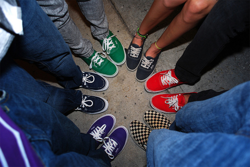 Group Of Shoes 42